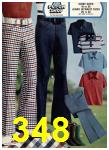 1975 Sears Spring Summer Catalog, Page 348