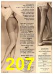 1964 Sears Spring Summer Catalog, Page 207