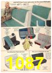 1958 Sears Spring Summer Catalog, Page 1087