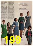 1965 Sears Fall Winter Catalog, Page 199