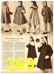 1958 Sears Fall Winter Catalog, Page 369