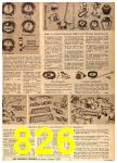 1964 Sears Spring Summer Catalog, Page 826