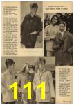 1961 Sears Spring Summer Catalog, Page 111