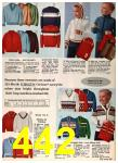 1962 Sears Fall Winter Catalog, Page 442