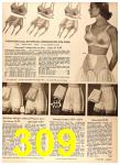 1956 Sears Fall Winter Catalog, Page 309