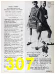 1967 Sears Fall Winter Catalog, Page 307