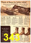 1942 Sears Spring Summer Catalog, Page 343