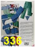 1985 Sears Spring Summer Catalog, Page 336