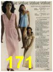 1979 Sears Spring Summer Catalog, Page 171
