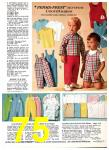 1969 Sears Spring Summer Catalog, Page 75