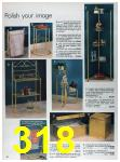 1989 Sears Home Annual Catalog, Page 318