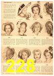 1949 Sears Spring Summer Catalog, Page 228