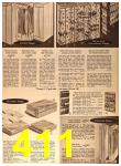 1964 Sears Spring Summer Catalog, Page 411