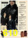 1977 Sears Fall Winter Catalog, Page 610