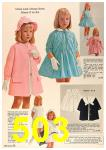 1964 Sears Spring Summer Catalog, Page 503