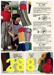1974 Sears Spring Summer Catalog, Page 288