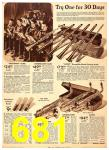 1940 Sears Fall Winter Catalog, Page 681