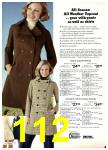 1975 Sears Fall Winter Catalog, Page 112