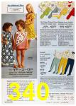 1972 Sears Spring Summer Catalog, Page 340