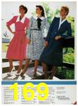 1986 Sears Spring Summer Catalog, Page 169