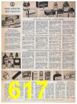 1957 Sears Spring Summer Catalog, Page 617