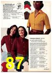 1975 Sears Fall Winter Catalog, Page 87