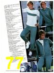 1983 Sears Fall Winter Catalog, Page 77