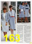 1985 Sears Spring Summer Catalog, Page 163