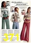 1975 Sears Fall Winter Catalog, Page 371