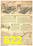 1949 Sears Spring Summer Catalog, Page 822