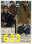 1980 Sears Fall Winter Catalog, Page 633