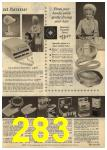 1961 Sears Spring Summer Catalog, Page 283