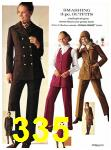 1971 Sears Fall Winter Catalog, Page 335