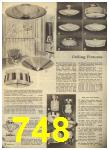 1960 Sears Spring Summer Catalog, Page 748