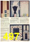 1949 Sears Spring Summer Catalog, Page 497