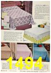 1962 Sears Fall Winter Catalog, Page 1494