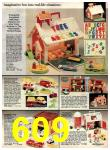 1980 Sears Christmas Book, Page 609
