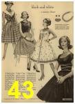 1960 Sears Spring Summer Catalog, Page 43