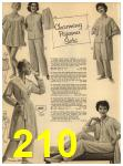 1960 Sears Spring Summer Catalog, Page 210