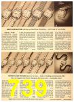 1949 Sears Spring Summer Catalog, Page 739