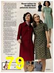 1974 Sears Fall Winter Catalog, Page 79