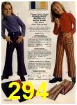 1972 Sears Fall Winter Catalog, Page 294