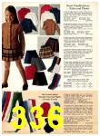 1969 Sears Fall Winter Catalog, Page 336