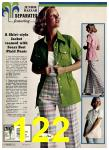 1974 Sears Spring Summer Catalog, Page 122
