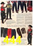 1960 Sears Fall Winter Catalog, Page 444