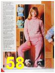 1986 Sears Fall Winter Catalog, Page 58