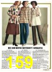 1976 Sears Fall Winter Catalog, Page 159