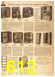 1958 Sears Spring Summer Catalog, Page 612