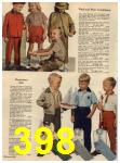 1960 Sears Spring Summer Catalog, Page 398