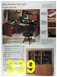 1989 Sears Home Annual Catalog, Page 339